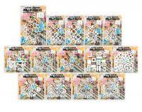 14 Stencil Bundle November 2020-100-104, 106-107, 110-111, 114-118