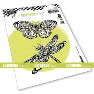 A tire-daile Cling Stamp A6 by Azoline for Carabelle Studio (SA60537)