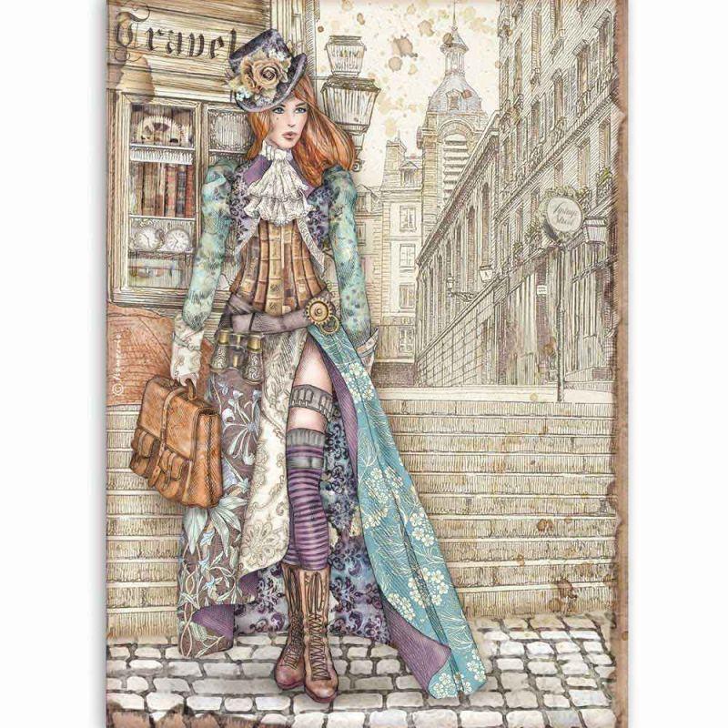 Lady Vagabond (Belinda Basson)