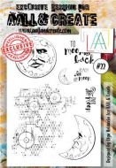 No. 22 Aall and Create Stamp Set (A6)