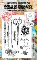 No. 39 Aall and Create Stamp Set (A6)