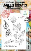 No. 42 Aall and Create Stamp Set (A6)