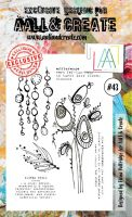 No. 43 Aall and Create Stamp Set (A6)
