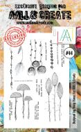 Expected later in August - No. 44 Aall and Create Stamp Set (A6)