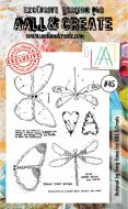 No. 45 Aall and Create Stamp Set (A6)
