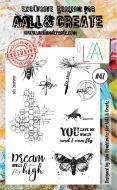 No. 47 Aall and Create Stamp Set (A6)