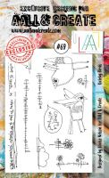 No. 69 Aall and Create Stamp Set (A6)