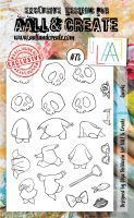 No. 73 Aall and Create Stamp Set (A6)
