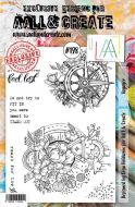 No. 198 Voyager Aall and Create Stamp Set (A5) - AAL00198