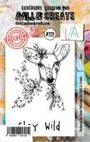No. 222 Deer Aall and Create Stamp Set (A7) - AAL00222