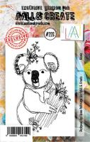 No. 223 Koala Aall and Create Stamp Set (A7) - AAL00223