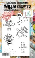 No. 251 Pixie Dust Aall and Create Stamp Set (A6) - AAL00251