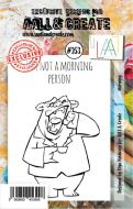 No. 253 Morning Aall and Create Stamp Set (A7) - AAL00253