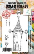 No. 263 Heart and Home Aall and Create Stamp Set (A7) - AAL00263