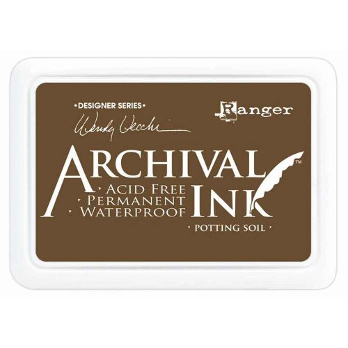 Potting Soil Archival Ink Pad (AID38979)
