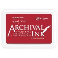 Red Geranium Archival Ink Pad (AID38993)