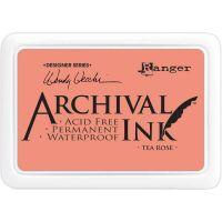 Tea Rose Wendy Vecchi Archival Ink Pad