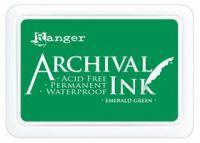 Emerald Green Archival Pad