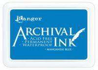 Manganese Blue Archival Pad