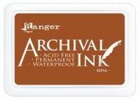 Sepia Archival Pad