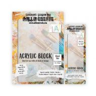 Aall and Create Acrylic Block Set - 1 Border and 1 A4 block