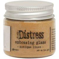 Antique Linen Tim Holtz Distress Embossing Glaze TDE70948