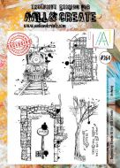 No. 264 Archway Aall and Create A4 Stamp