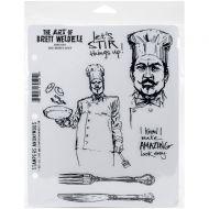 The Burly Chef - BWC007