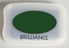 Brilliance Pigment Ink Pad - Pearlescent Ivy