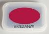Brilliance Pigment Ink Pad - Rocket Red