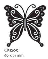 Butterfly - Marianne Design Craftables Die - CR1205