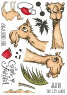 CS178D Hobby Art Stamps - Camel ye Faithful