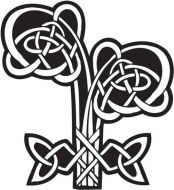 Crafty Stamps - Celtic - CT125F