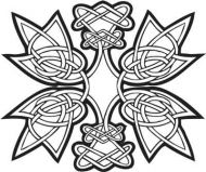 Crafty Stamps - Celtic - CT132EF