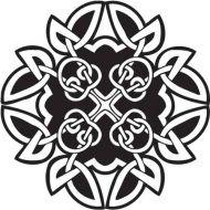 Crafty Stamps - Celtic - CT138D