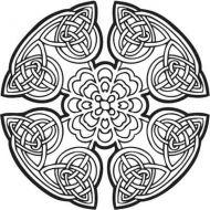 Crafty Stamps - Celtic - CT149D
