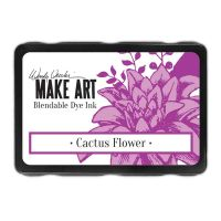 Cactus Flower Wendy Vecchi Make Art Dye Ink Pad (WVD64305)