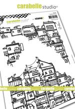 Cling Stamp A5 : In my city by Alexi and Carabelle Studio (sa50040)