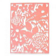 Country Rose - Sizzix Thinlets Die - 662860