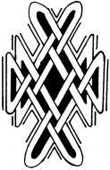 Crafty Stamps - Celtic Knot 1 - CT175HF