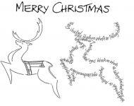 Christmas Set - XM5M (Tartan, gaelic reindeers and MC)