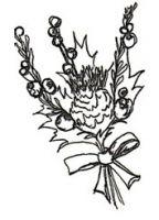 Crafty Stamps - Heather 2 (s)  - SC133B