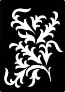 Fancy Vine Mini Stencil - Creative Expressions