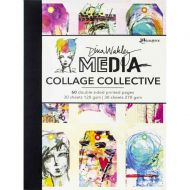 Dina Wakley Media Mixed Media Collage Collective (UK ONLY)