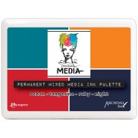 Dina Wakley Mixed Media Palette