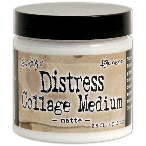 Distress Collage Medium Matte (3.8 ounce)