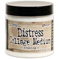Distress Collage Medium Medium Crazing (3.8 ounce)