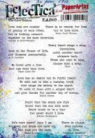 Alison Bomber Stamp Set (EAB09) for PaperArtsy