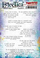 Summer Edition Alison Bomber Stamp Set (EAB22) for PaperArtsy