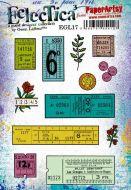 E Gwen Lafleur Paperartsy A5 Cling Rubber Stamp Set (EGL17)